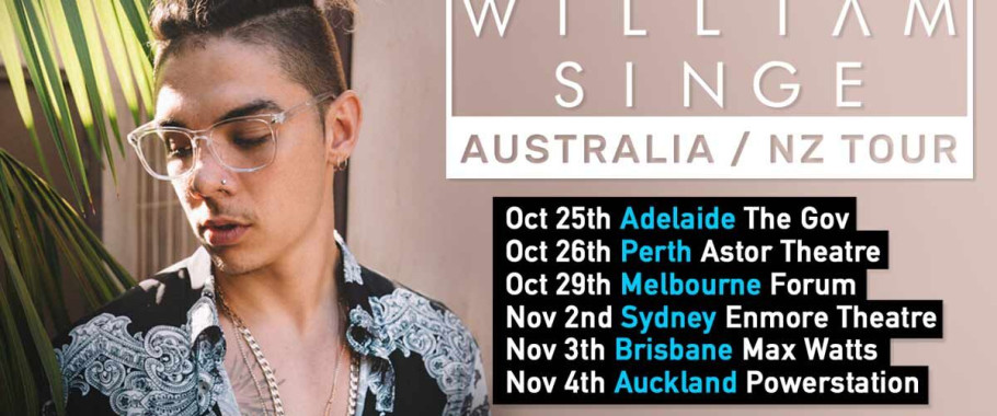 William Singe *ALL AGES*