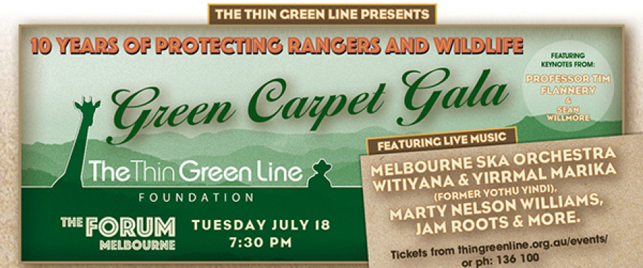 The Thin Green Line Foundation 10 Year Celebration