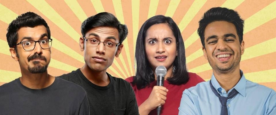 Indian All-Star Comedy Showcase
