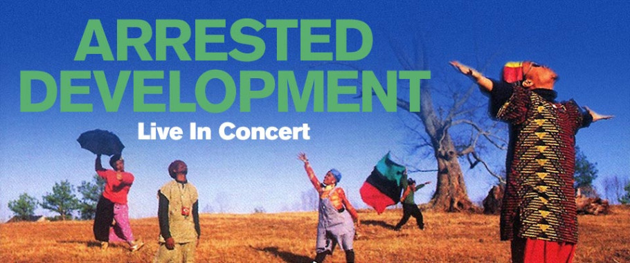Arrested Development *RELOCATED EVENT*