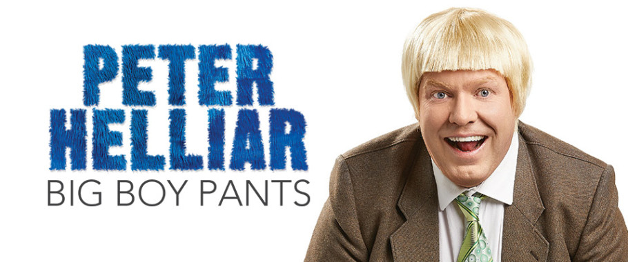Peter Helliar - Big Boy Pants