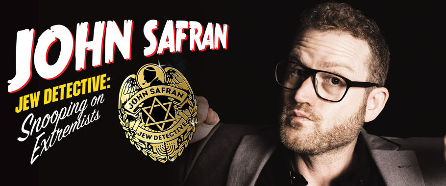 John Safran - Jew Detective: Snooping on Extremists