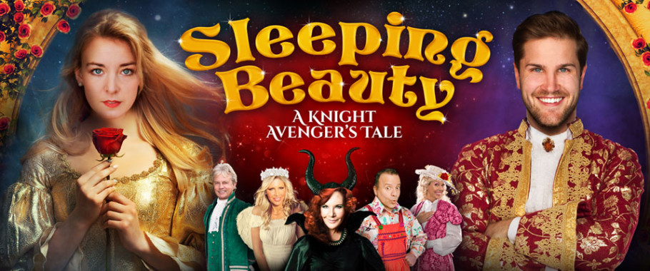 Sleeping Beauty - A Knight Avenger's Tale