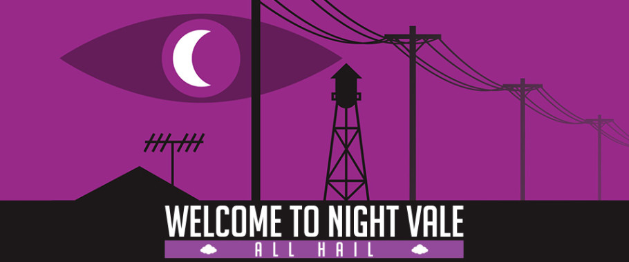 Welcome To Night Vale - All Hail