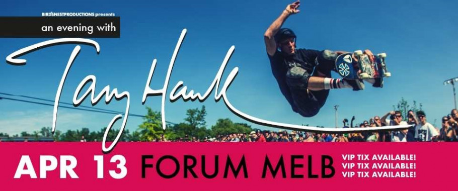 An Evening with Tony Hawk