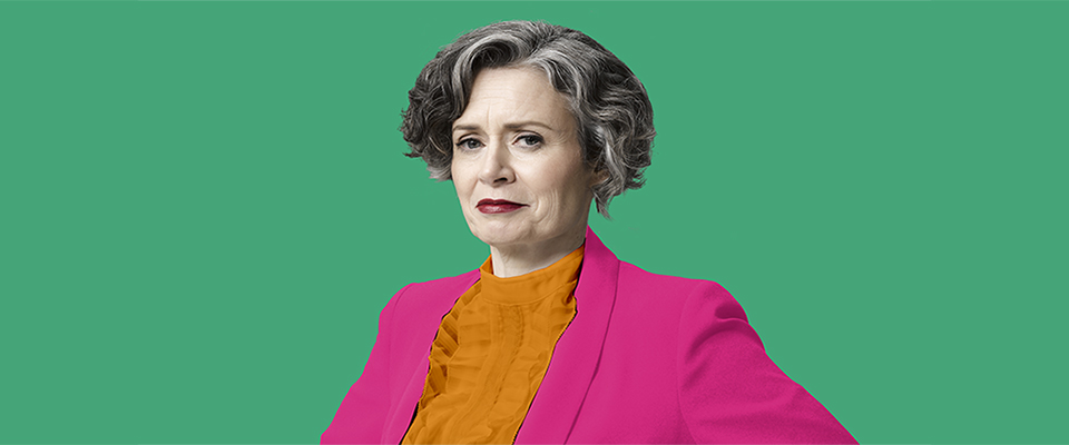 Judith Lucy: <em>Turns Out, I'm Fine</em>: In Conversation (MICF)