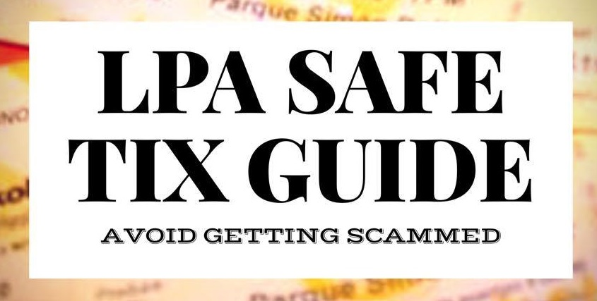 Safe Tix Guide