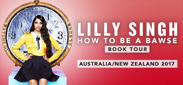 Lilly Singh - How To Be A Bawse