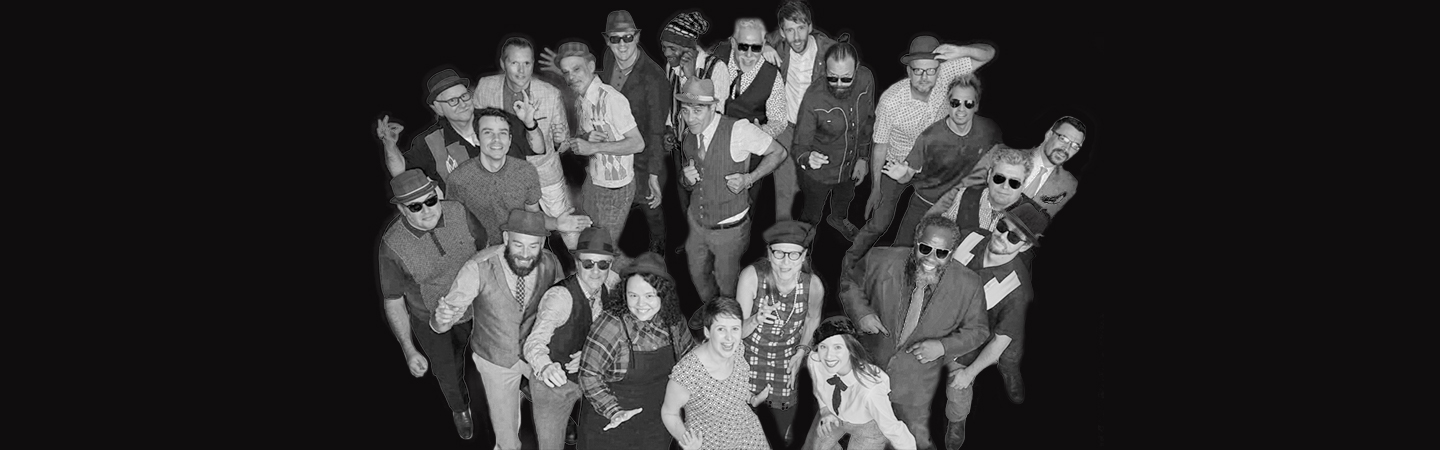 Melbourne Ska Orchestra - Rescheduled (Cup Eve Show)